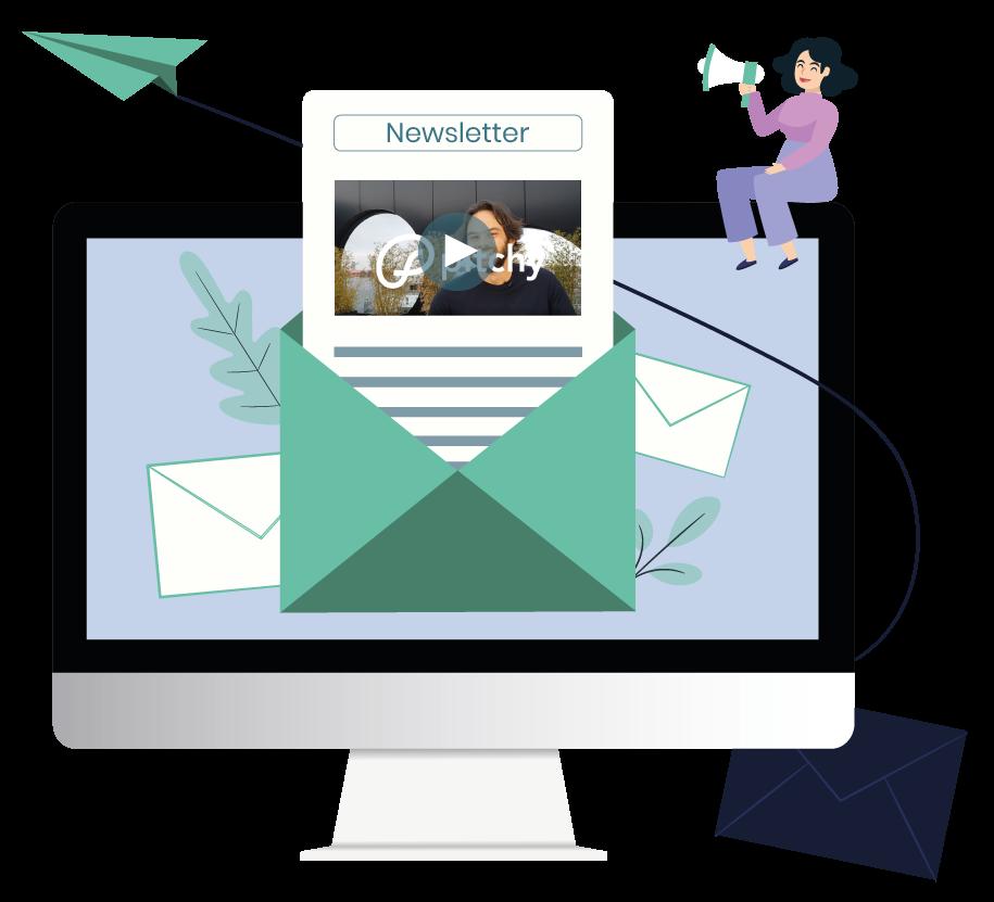 Communication interne 10 idées de contenu à partager dans votre newsletter - Webinar