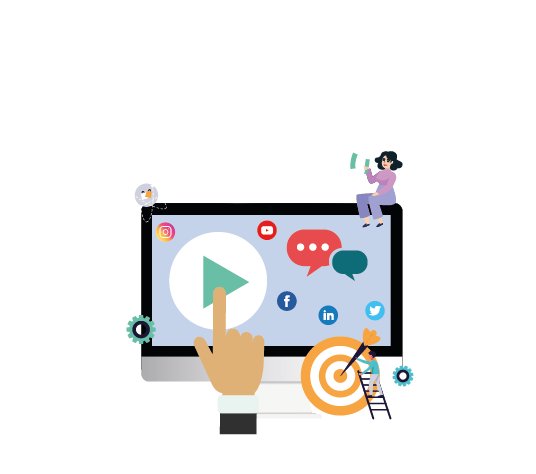 Vidéo marketing, stratégie pour maximiser engagement et ROI - Webinar